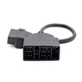 OBD2 16Pin Connector car transfer line is suitable for Toyota Japanese 22PIN old