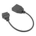 OBD2 16Pin Connector patch cord is suitable for general GM 12PIN patch cord with
