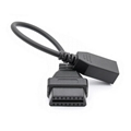 3PIN TO 16PIN OBD car transfer line is suitable for Honda Japanese car old car c