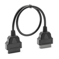 OBD2 16Pin Connector car transfer line is suitable for Japanese14PIN old car lin