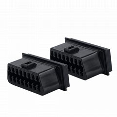 The source manufacturer specializes in customized production of OBD2 OBD2 shell