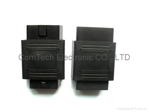 OBDII 16P M TO OBDII 16P F ADAPTER