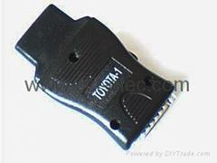 TOYOTA-17P方形手柄