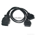 J1962 M TO 2*J1962 F CABLE