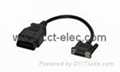 OBD-II 16PM TO DB 15PM CABLE