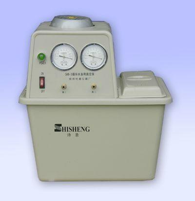 台式四表四抽循环水真空泵 1