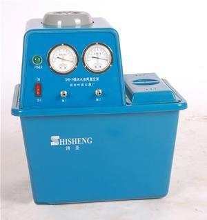 台式四表四抽循环水真空泵 3