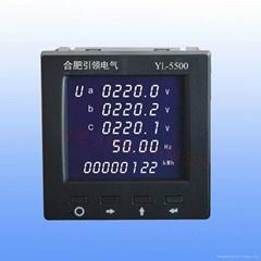 智能接点测温仪表