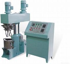 vacuum planetary mixer battery material mixing machine