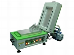small lithium battery coating machine