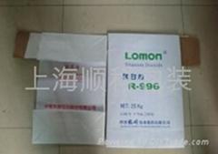 供應鈦白粉專用包裝袋