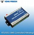 GSM SMS Controller (8DI/8DO,4AI,RS232)