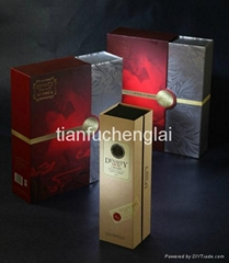 perfect wine box with high quality