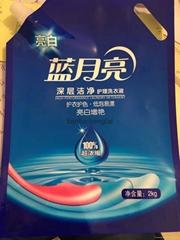 liquid packaging bag shampoo bag chemical bag PE+PET bag