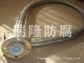 不锈钢编织四氟软管