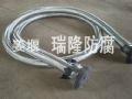 不鏽鋼網套四氟軟管