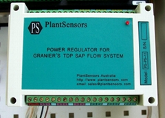 PS-PS12 Power regulator for Granier's sap flow system