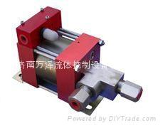M系列氣液增壓泵