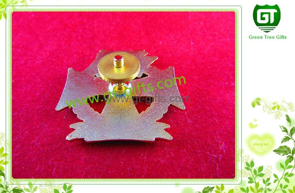 Die Struck Lapel Pin 3