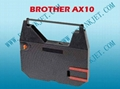 BROTHER AX10 CORRECTABLE FILM RIBBON