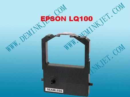 EPSON FX980/SO15091/LQ100/SO15032 RIBBON CARTRIDGE