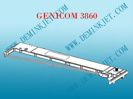 GENICOM 3860/3970/3880/VISARA 1360 RIBBON CARTRIDGE