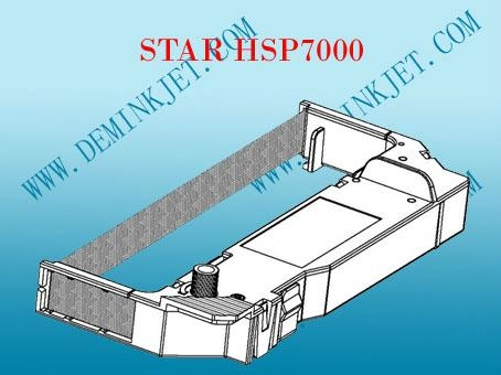 STAR HSP7000/HSP7543/HSP7643/HSP7743 RIBBON CARTRIDGE