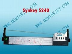 SYNKEY 5240E/証通 5240E 色帯架