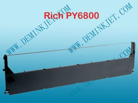 RICH PY6800/PY6820/PY6880 RIBBON