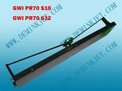 GWI PR70 S10,GWI PR70 S12,RIBBON