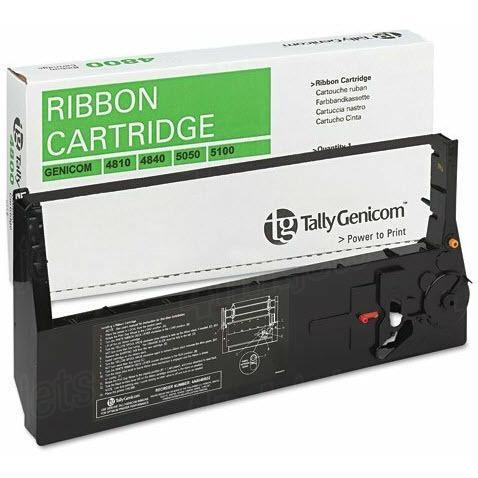 TallyGenicom  4800//4840/4810/5050/5100/4A0040B05 RIBBON CARTRIDGE
