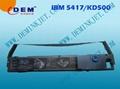 IBM 5417,5400,RICOH KD300,KD400,KD500,KD600C RIBBON