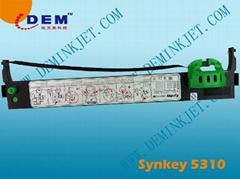 Synkey 5310 / 証通 5310 ATM 色帶架