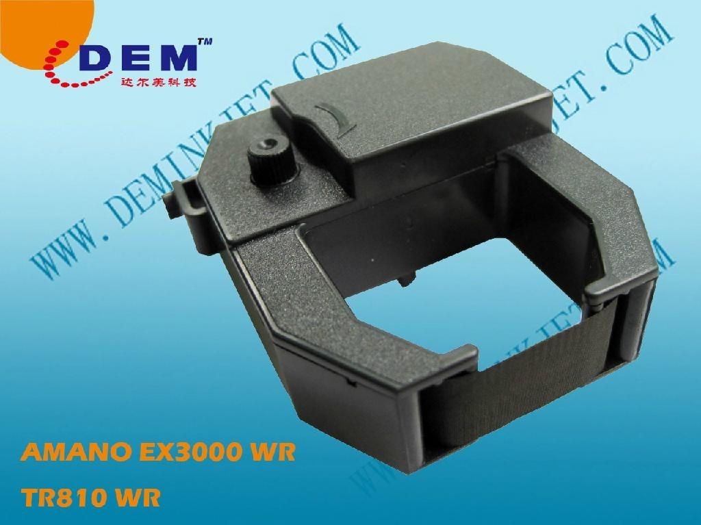 AMANO TR810 W/R,EX3000 W/R