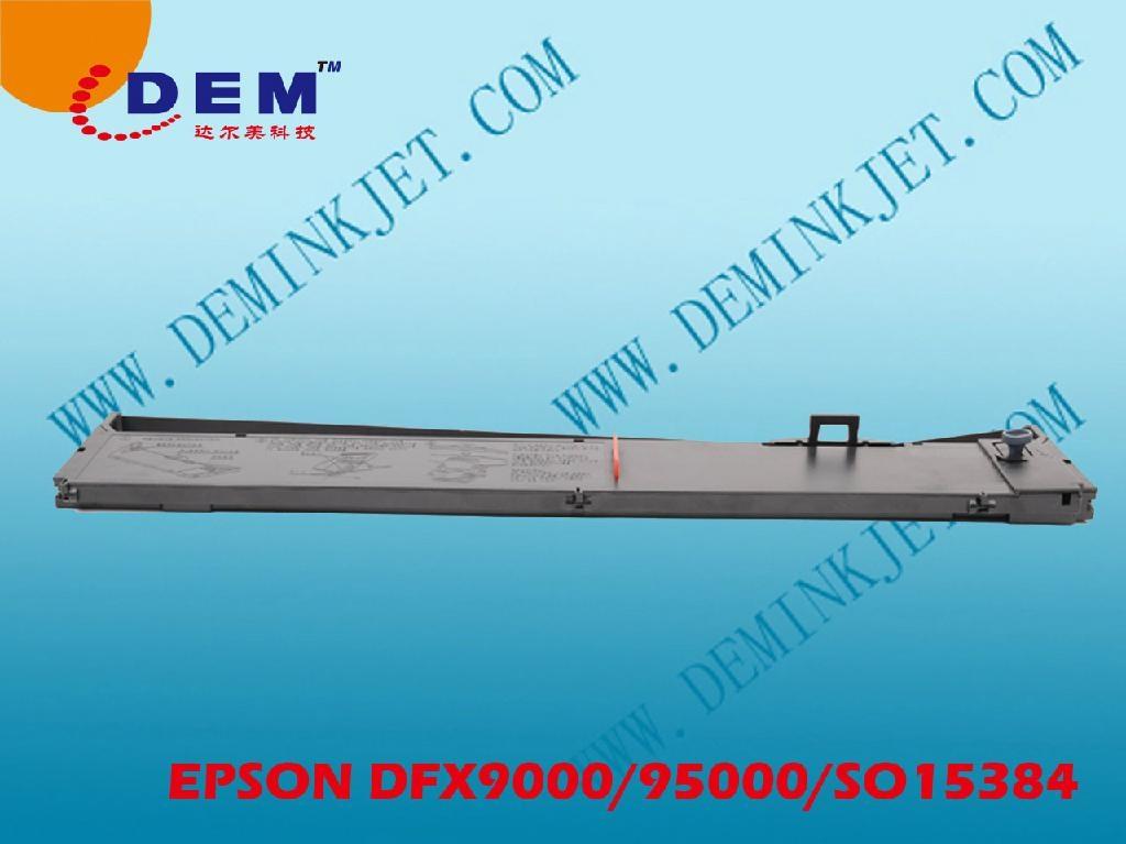 EPSON DFX9000/SO15384 RIBBON CARTRIDGE