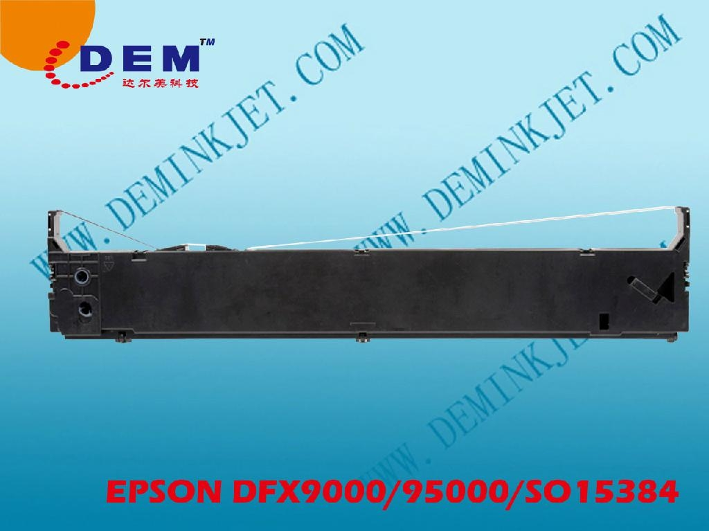 EPSON DFX9000/SO15384 RIBBON CARTRIDGE
