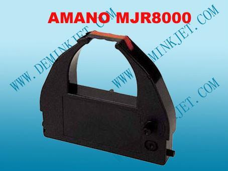 AMANO EX3000/PIX3000/TR810/AMANO 6800/AMANO MJR8000 RIBBON