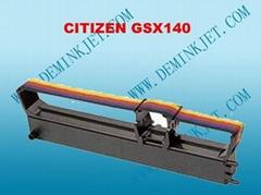 CITIZEN GSX140 FOUR COLOR RIBBON