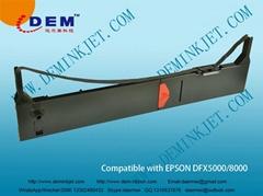 DEM EPSON #8766/S015055/S015577/DFX5000/DFX8000/DFX8500 RIBBON CARTRIDGE
