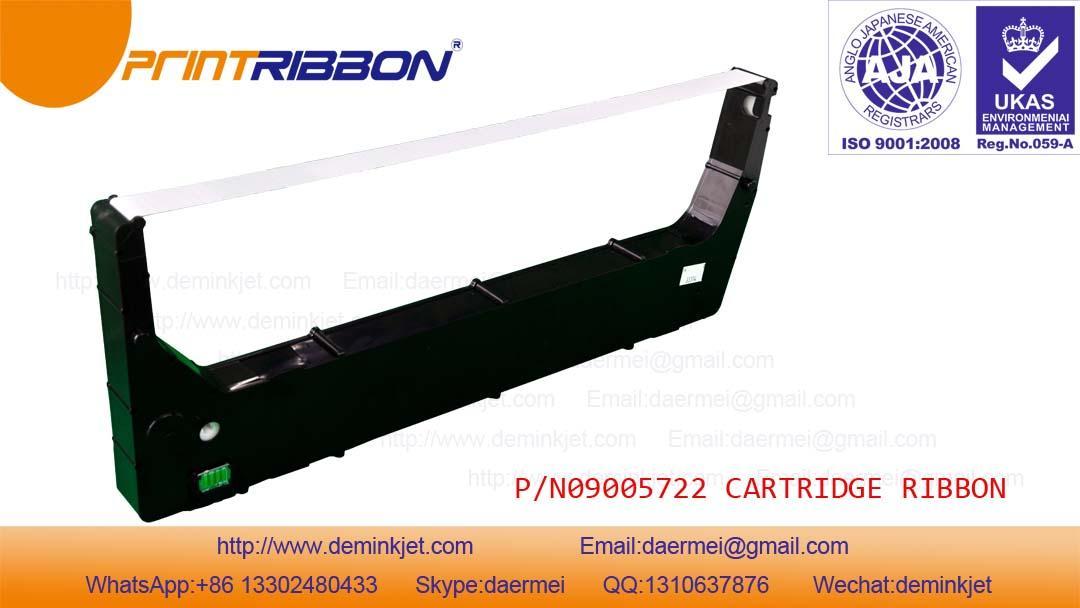 Compatible with OKI MX1000/MX8100 / OKI 009005722 SERIES SECURITY RIBBON