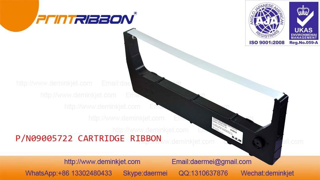 兼容 OKI SECURITY RIBBON CARTRIDGE 009005722 2