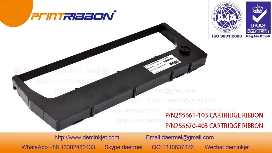 TallyGenicom 255661-103,255670-403 6800,6600 Cartridge ribbon 1