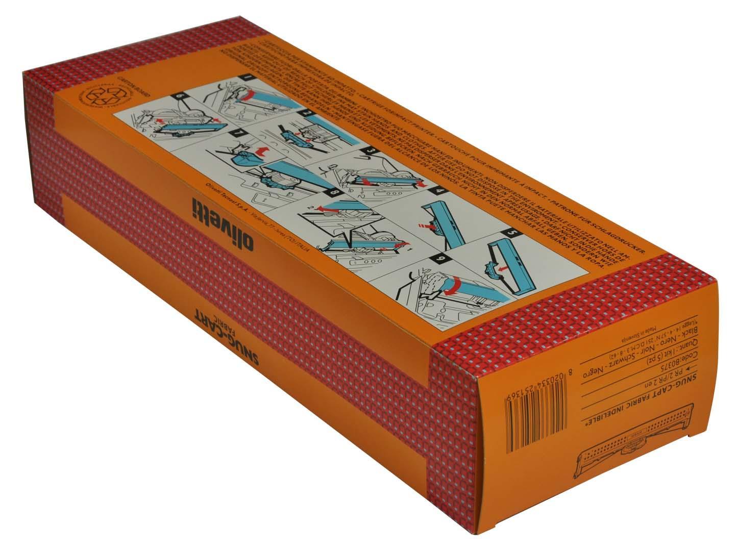 Olivetti B0375,Olivetti PR2, ribbon cartridge 2