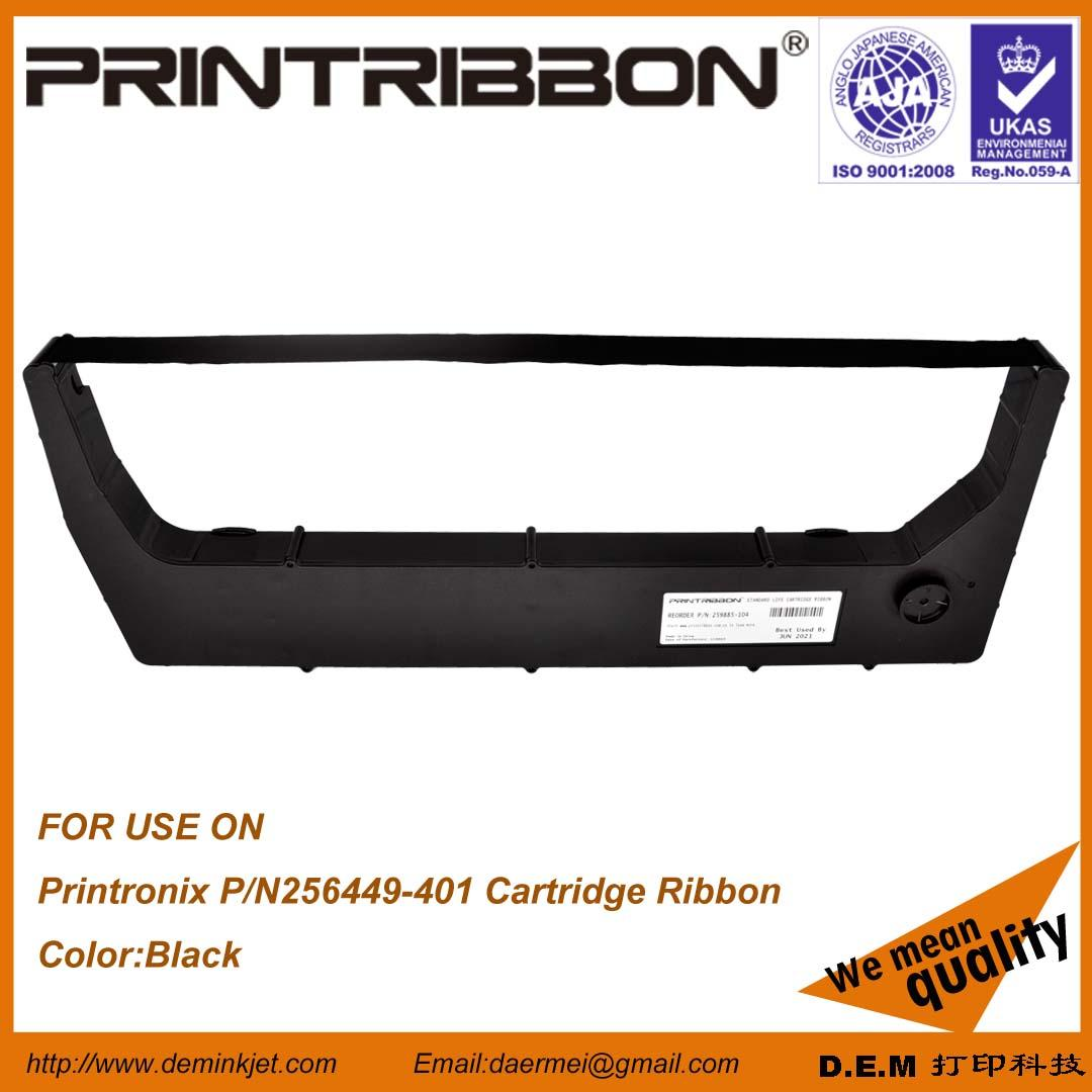 Printronix 256449-401,Printronix P8000/P7000 Cartridge Ribbon