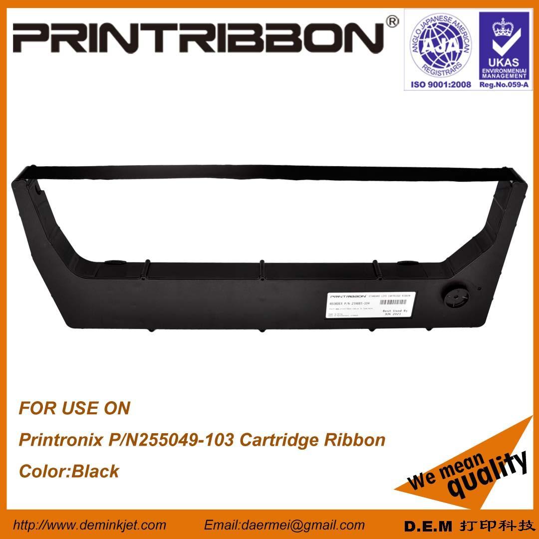 Printronix 255049-104,256976-404,Printronix P8000/P7000/N7000 Cartridge Ribbon