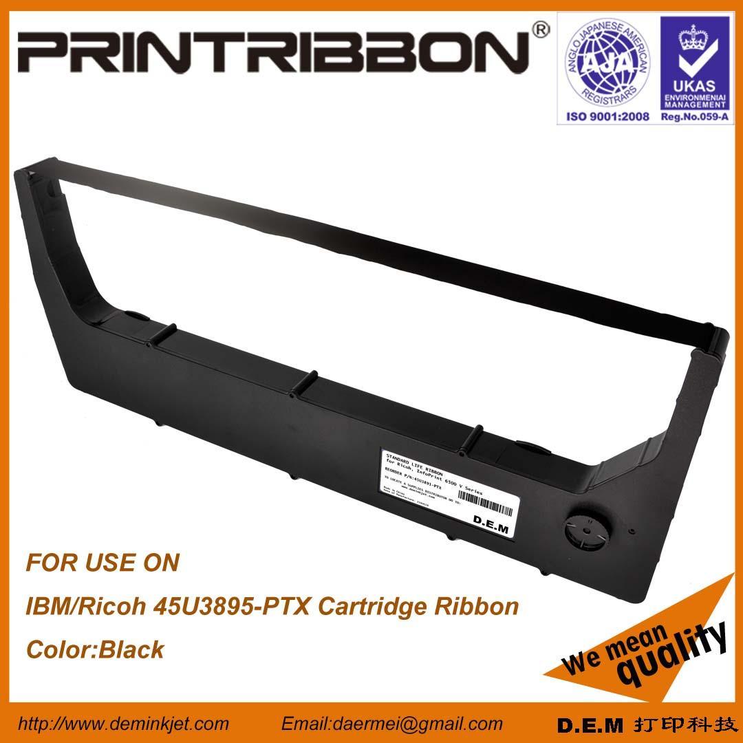 IBM/Ricoh InfoPrint 6500 V 45U3891-PTX,45U3900-PTX Cartridge Ribbon