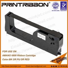 AMANO 6800 ribbon