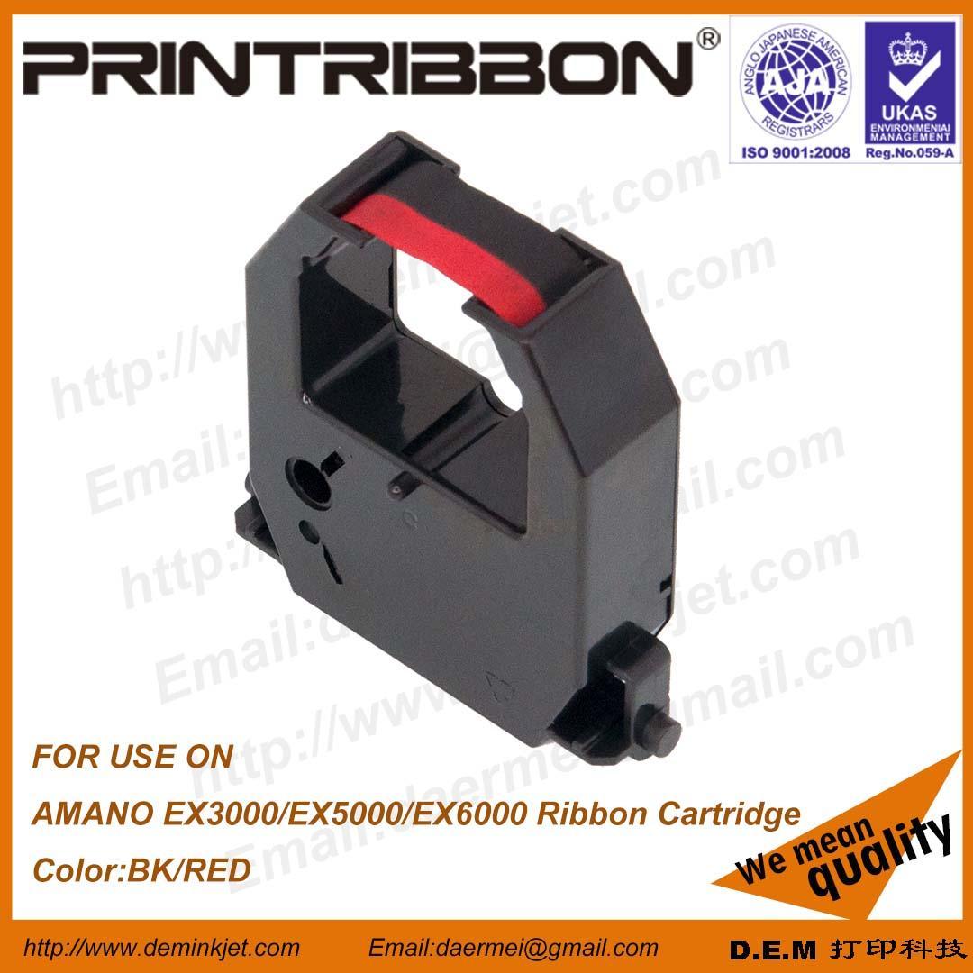 AMANO EX3000/EX6000/EX5000/EX9500 RIBBON