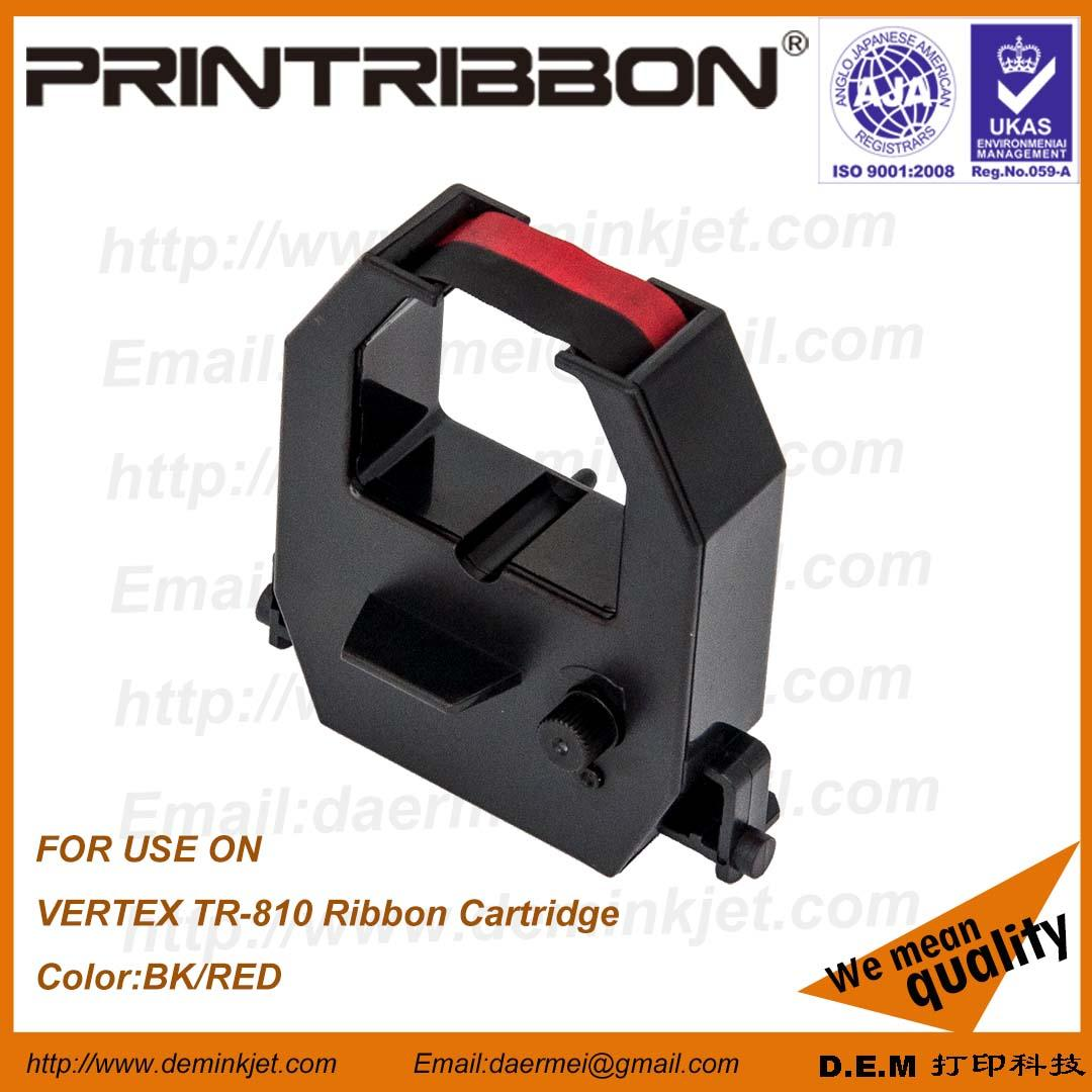 VERTEX TR-810/TR810 Time Clock Ribbon