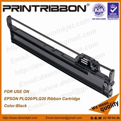 DEM EPSON PLQ-20/PLQ30/LQ90KP/S015339/S015593/S015592 RIBBON CARTRIDGE